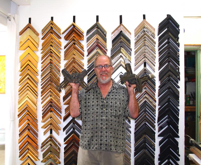 Master Framer Randy Ball